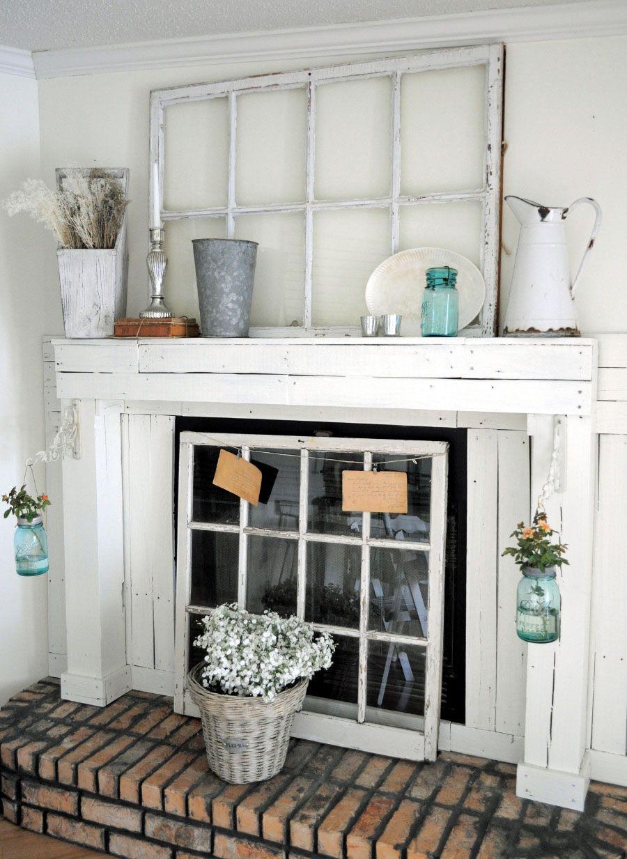 LaurieAnna's Vintage Home: Featured Farmhouse October, Farmhouse ...