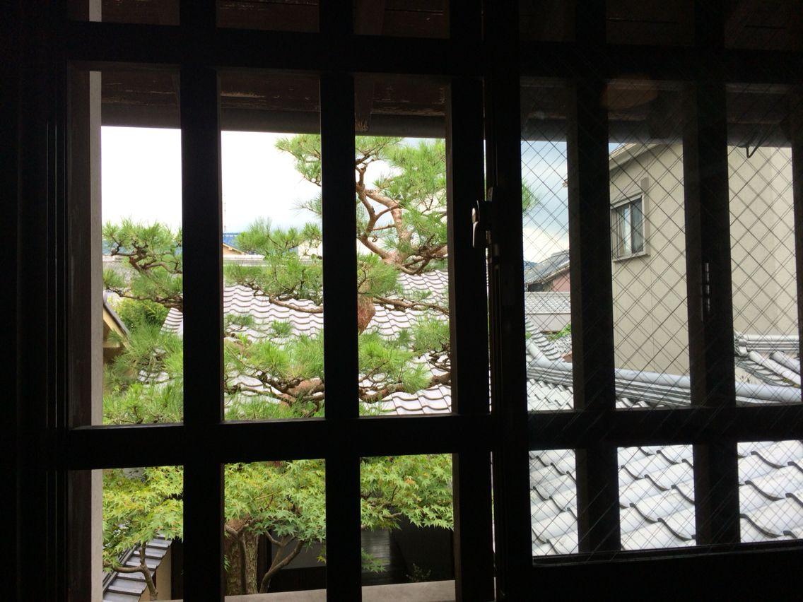 ならまち格子の家 2016.06.21