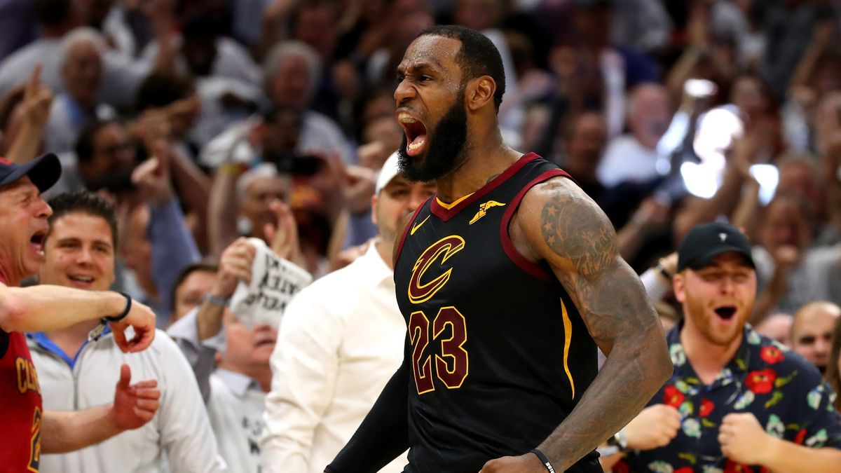 Cleveland Cavaliers defeat Boston Celtics 10999 in game 6