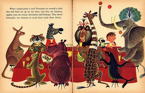 The Animals' Party | Flickr - Photo Sharing!