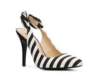 9c161c64e68a J. Renee Striped Pump High Heel Pumps Pumps   Heels Women s Shoes - DSW