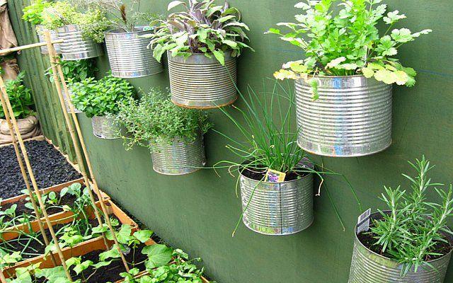 Decorazioni per il giardino fai da te foto idee per - Idee decorazioni giardino ...