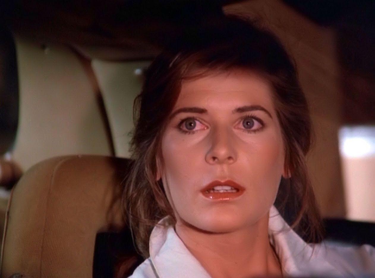 Patricia McPherson, actress (Knight Rider)   Knight Rider