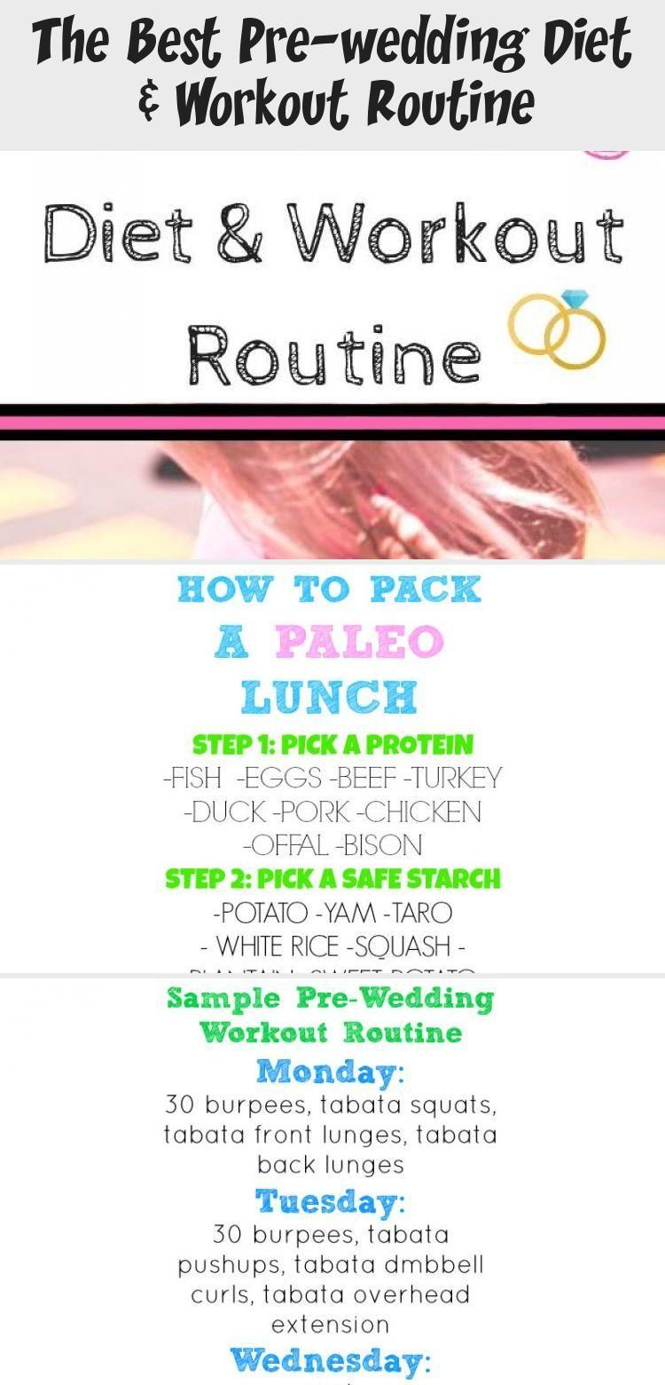 The Best Pre Wedding Diet Workout Routine In 2020 Wedding Diet Diet And Nutrition Diet