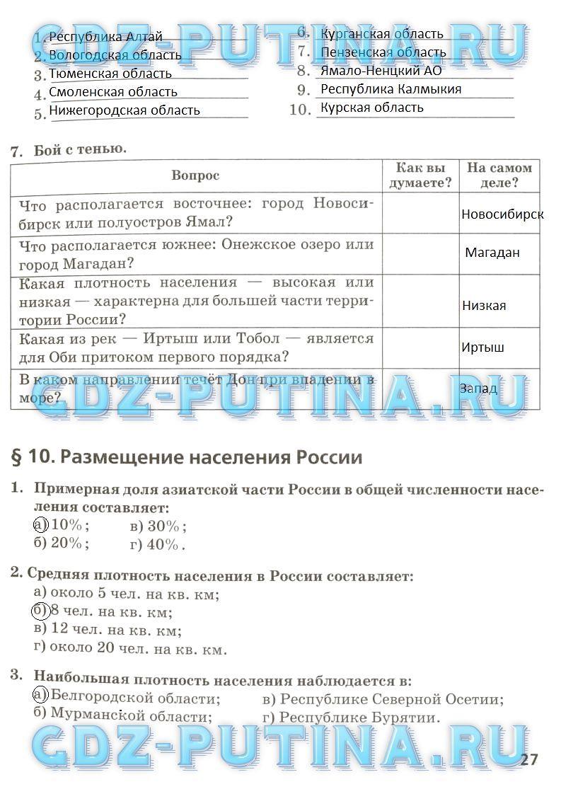 Кдр по русскому языку 29.11.12 9 класс