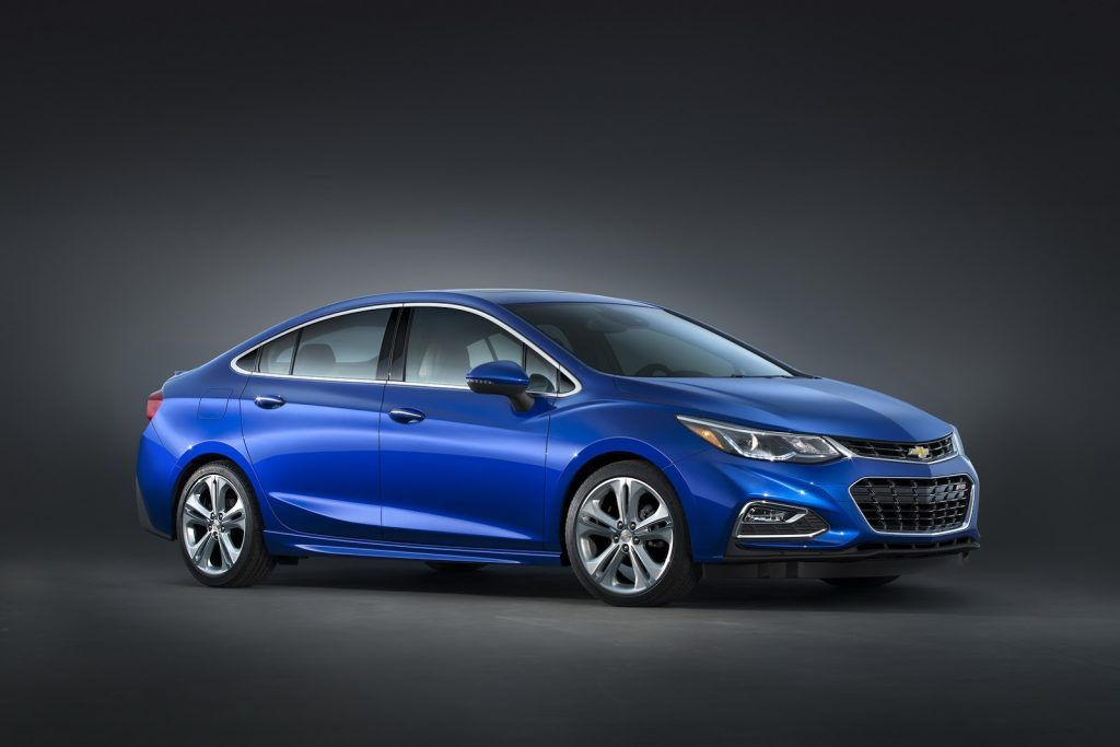 2017 Chevrolet Cruze Diesel To Get 9 Speed Gearbox In Usa