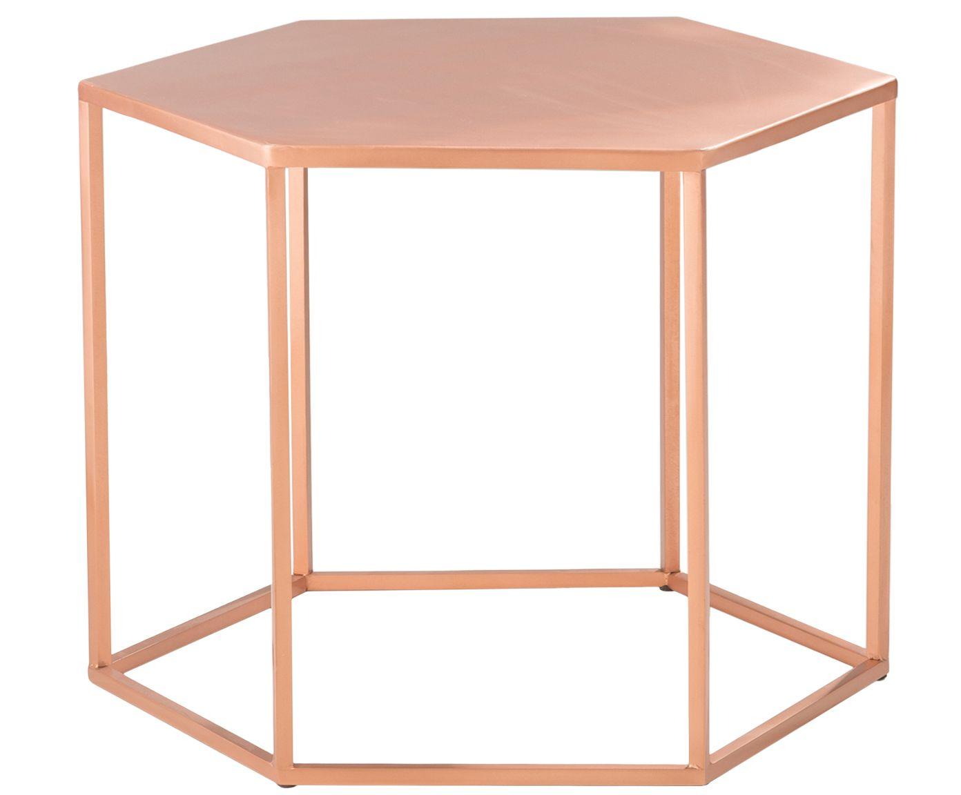 Machen Sie ihr Wohnzimmer mit Beistelltisch Maggnus in Kupfer zur Wohlfühloase. Entdecken Sie weitere Möbel von BY46 auf >> WestwingNow.