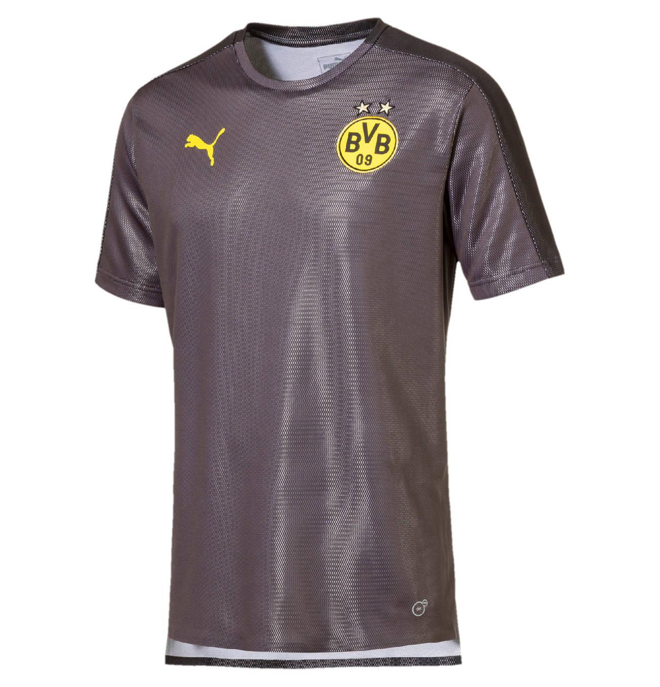 Bvb Trikot Stadium 2018 19 Fur Herren Sponsor Logo Herren T Shirt Und Trikot