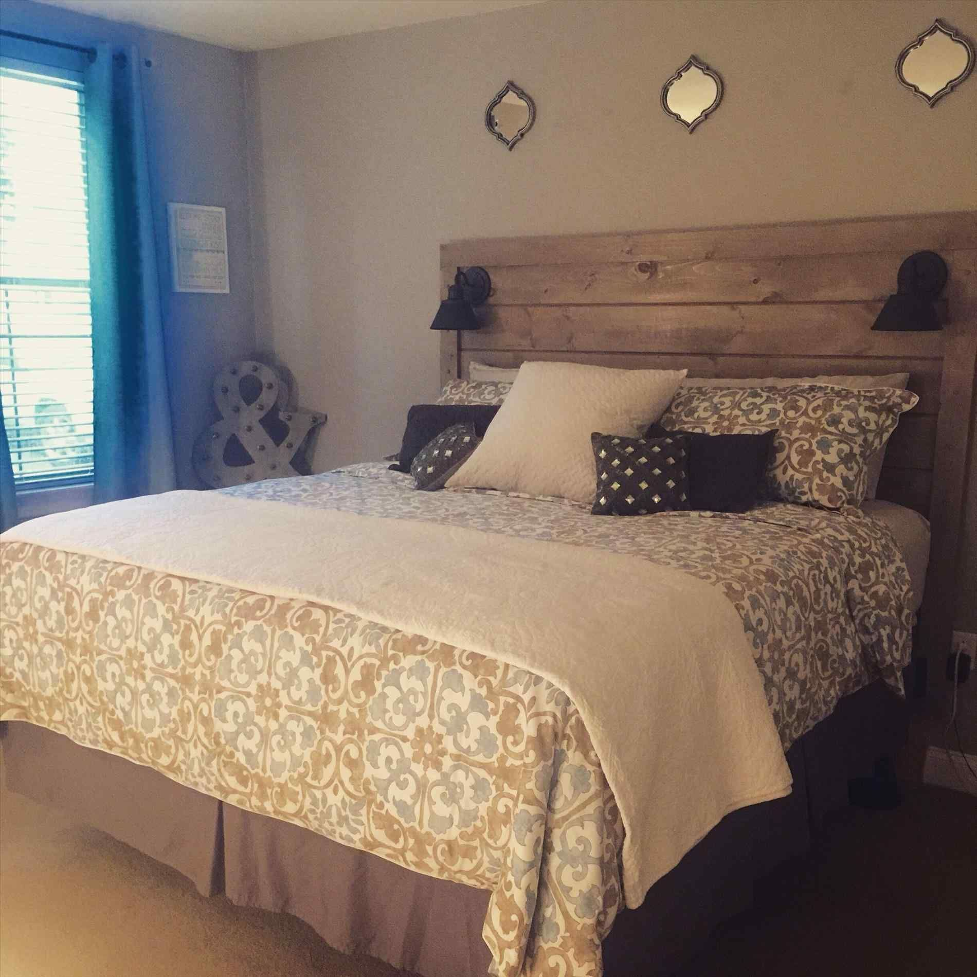 15 Top Unique Shiplap Bed Frame Ideas For Comfortable Bedroom