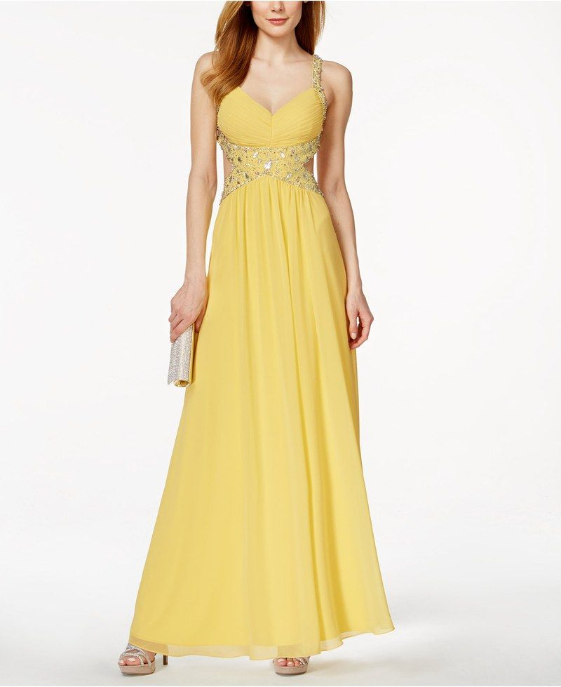 4dc1623526c The 100 Coolest Dresses to Wear to Prom This Year