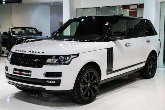 Photo of Range Rover World #luxurycars