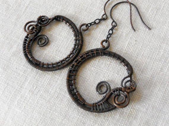 Steampunk hoops