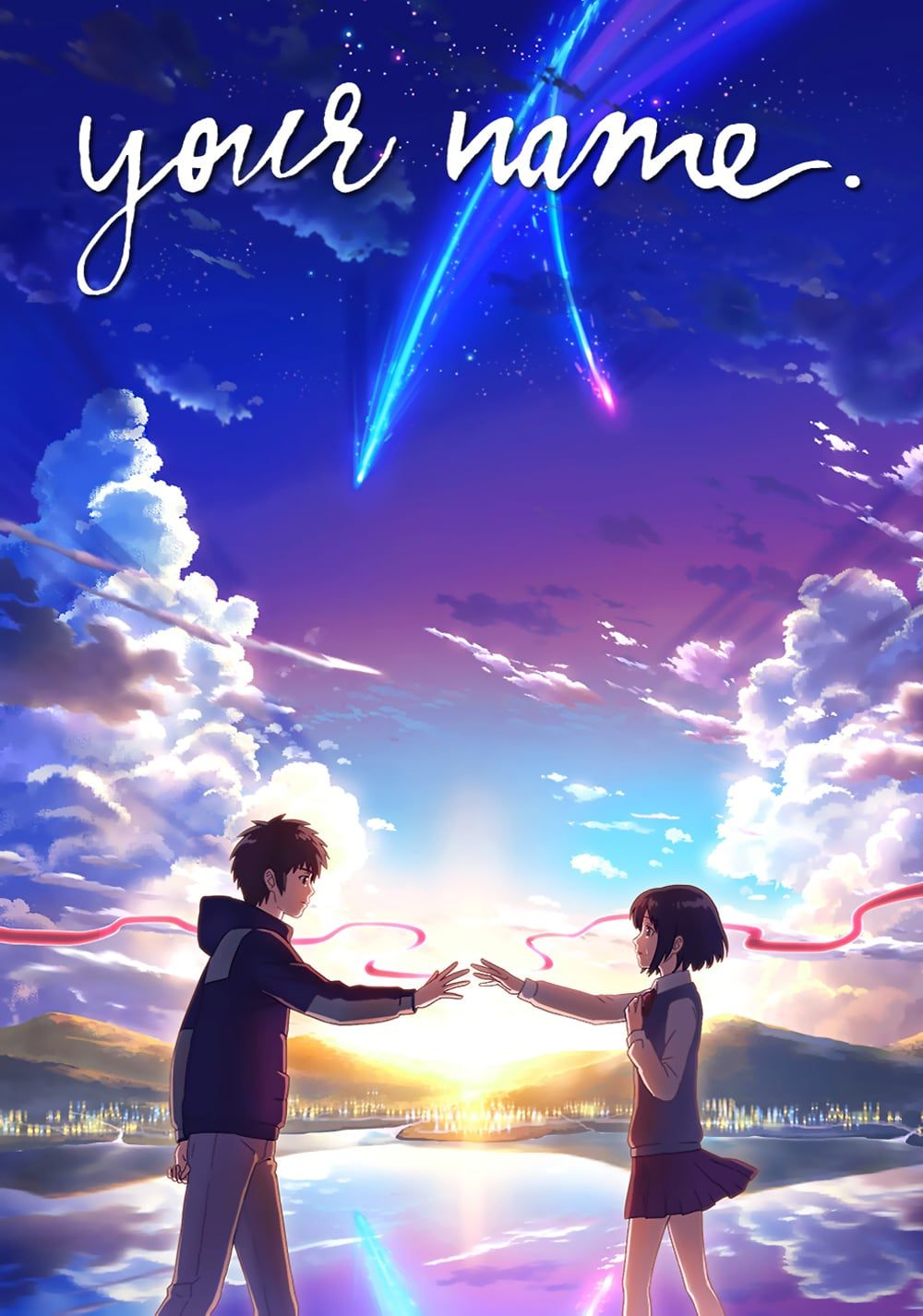 Pin by Udbhav verma on Movie Posters Your name anime