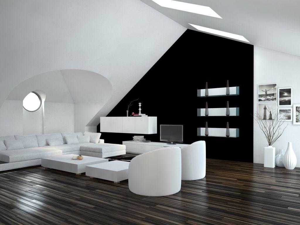AuBergewohnlich Wohnzimmer Gestalten Grau Weiss [droidsure.com]