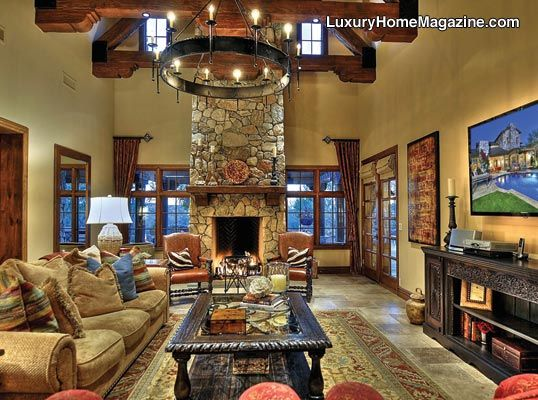 Luxury Home Magazine Arizona Luxuryhomes Interiordesign Decor