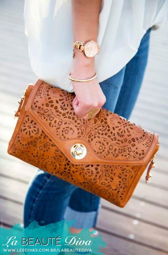 Saiba combinar a bolsa com seu estilo