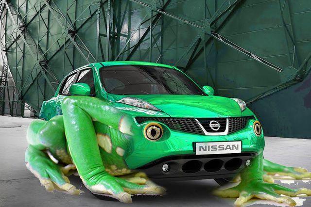 Nice Nissan 2017: Frog Nissan Juke... cars Check more at http ...