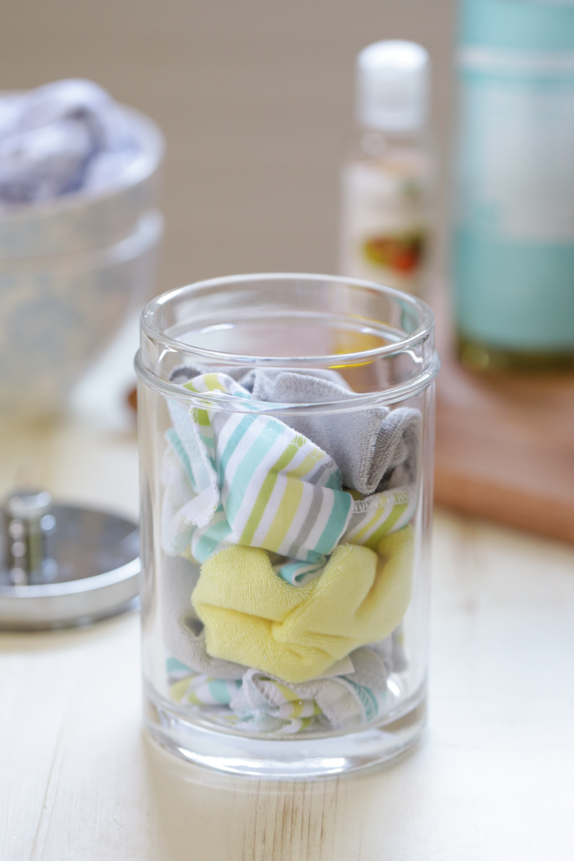DIY Homemade Reusable Facial Cleansing Wipes Facial