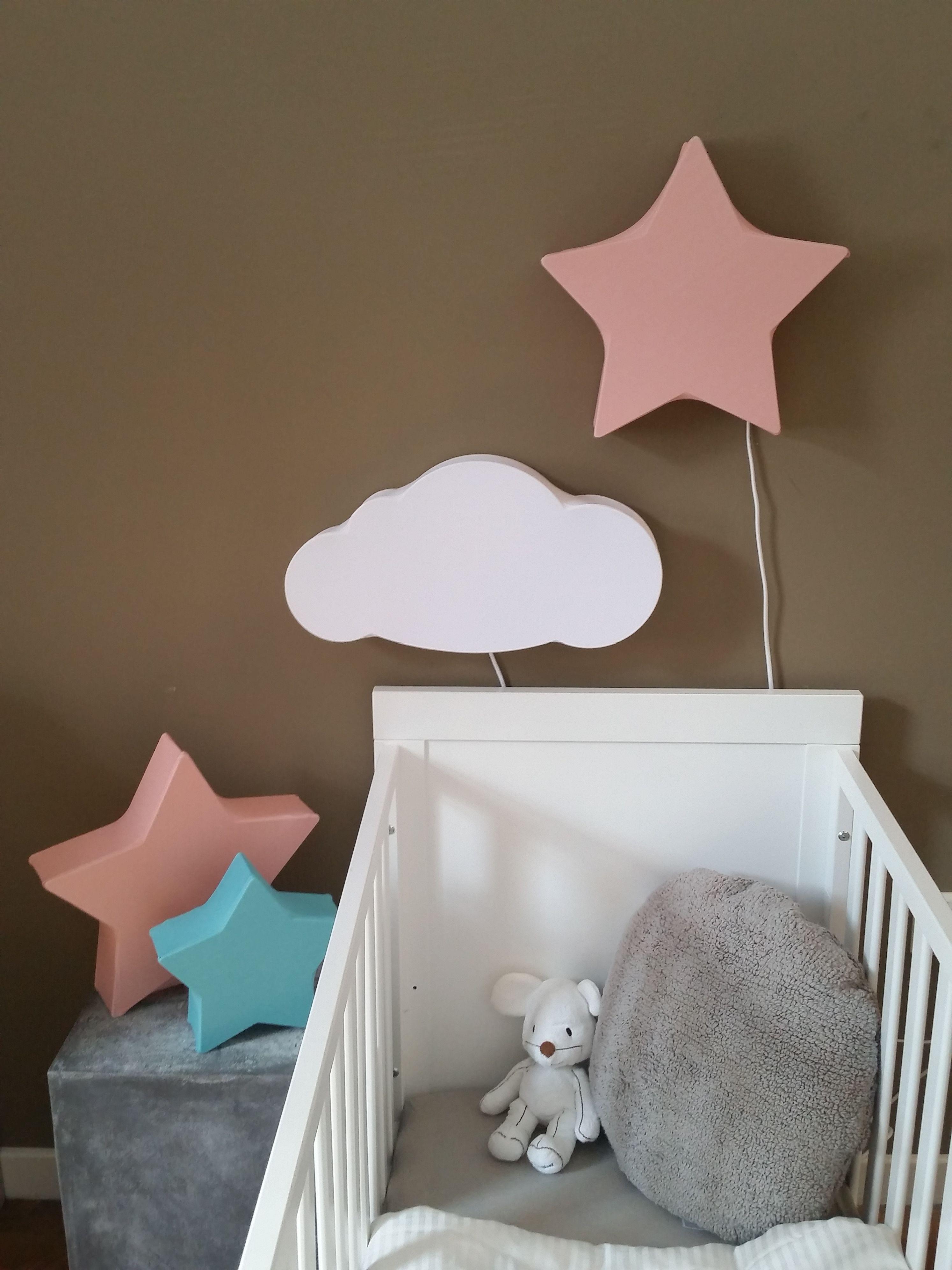Babyzimmer deckenlampe ~ Www.noonos.com #lamp babykamer #light #lampe #decoratie
