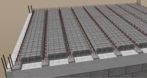 Colocacion malla electrosoldada hacer muros pinterest for Techos economicos para viviendas
