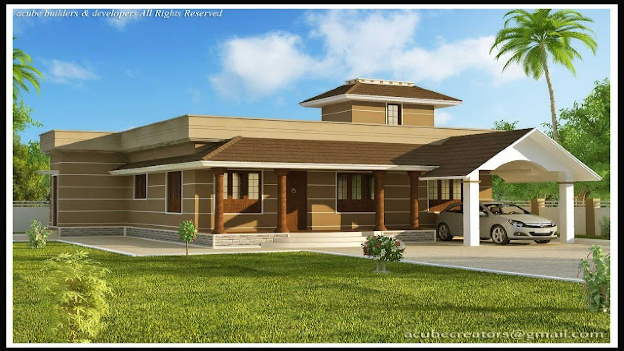 modern house plans one story | Tags: mid century modern ...