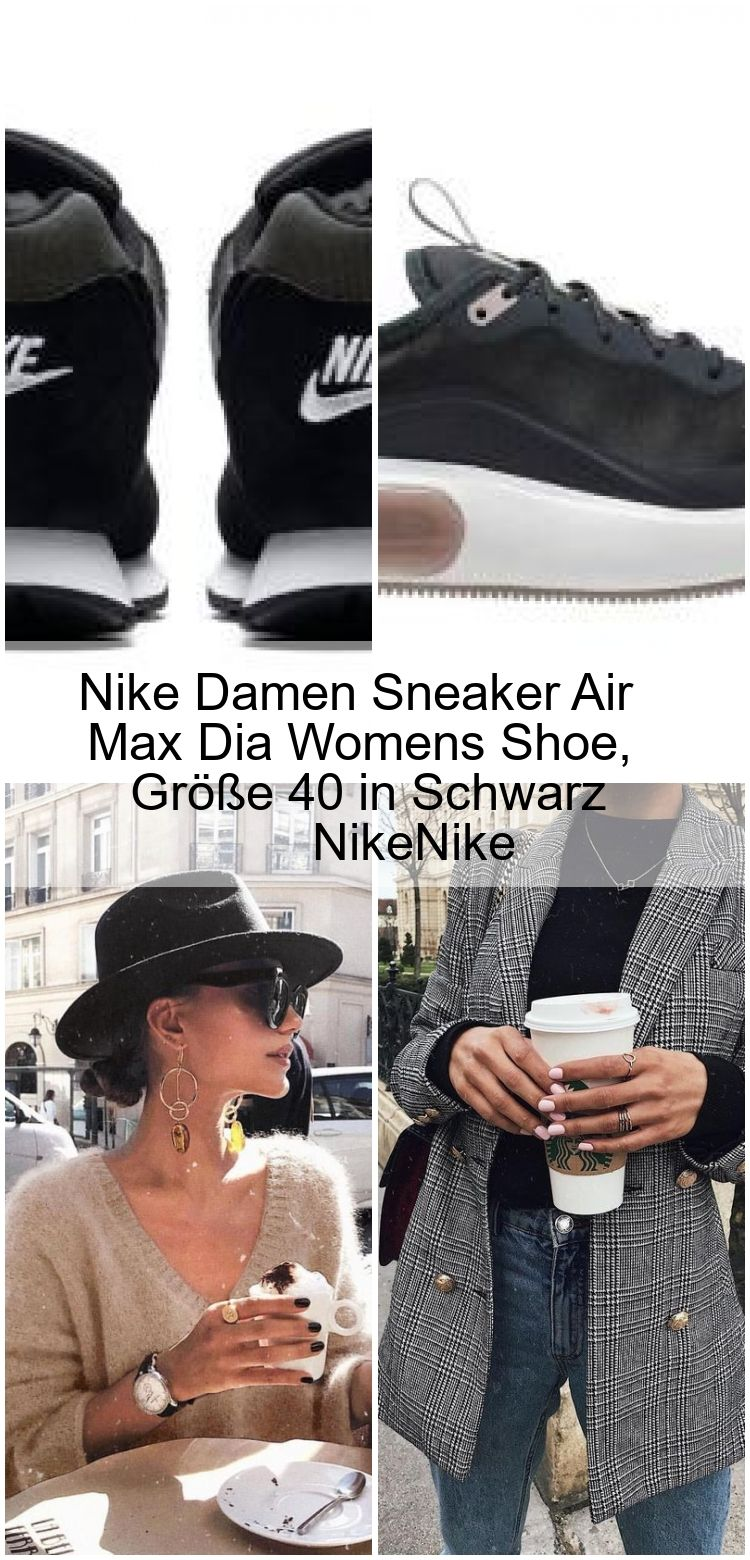 Nike Damen Sneaker Air Max Dia Womens Shoe, Größe 40 in ...