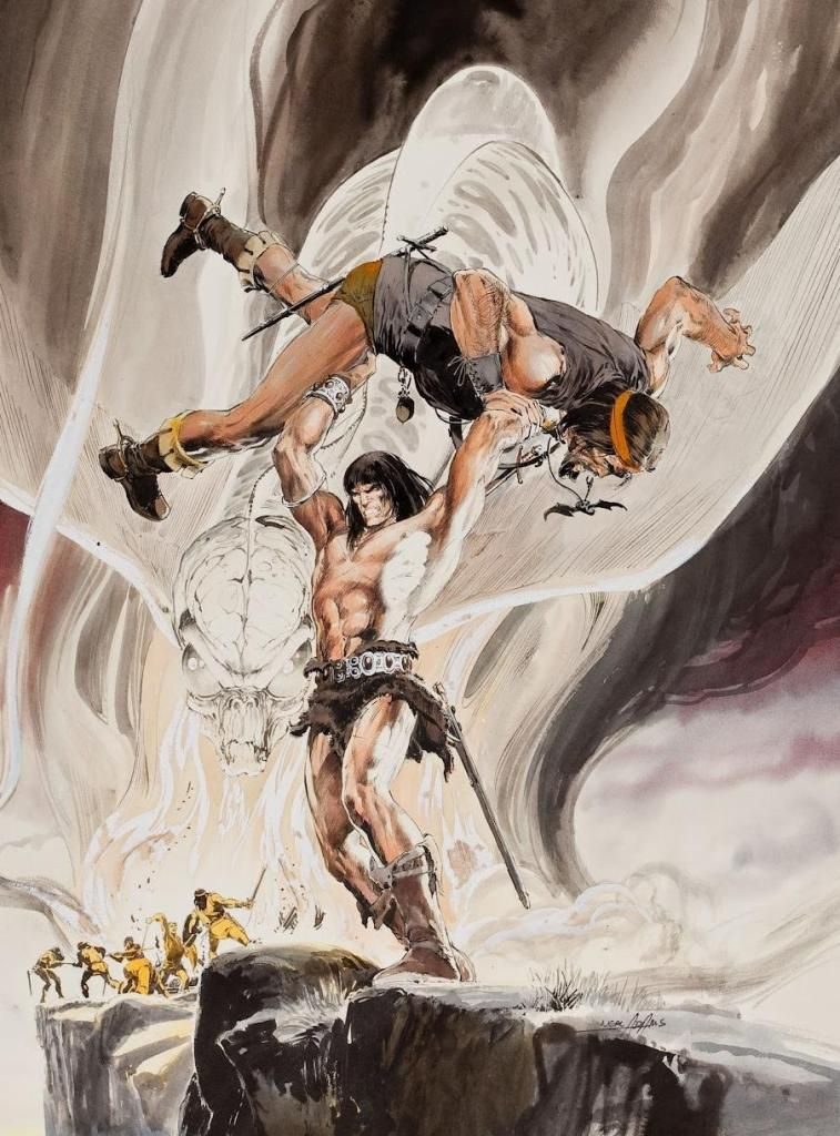 King Of The Comicbook Illustrators: John