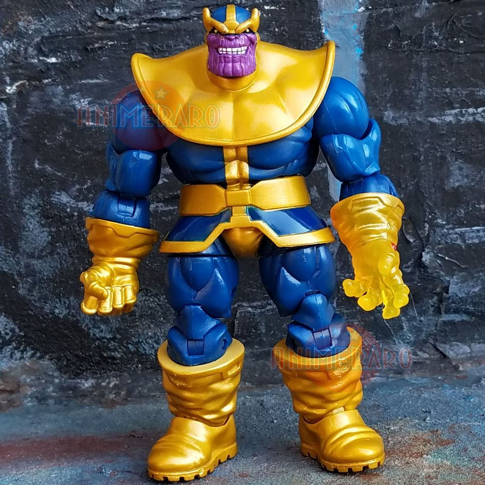 "2014 SDCC Marvel Universe The Infinity Gauntlet THANOS 3 3/4"" Figure LOOSE…"