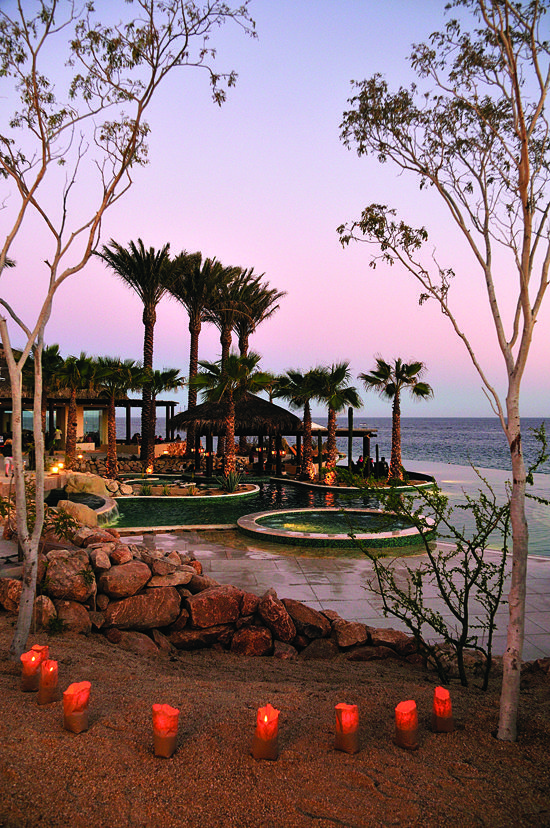 Grand Solmar Lands End Resort Spa In Los Cabos Was Featured On Wedding Destinations
