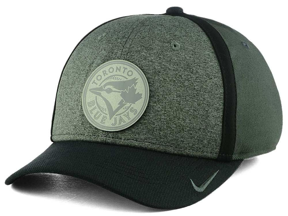 47da11abdb5 Toronto Blue Jays Nike MLB Reflective Swooshflex Cap
