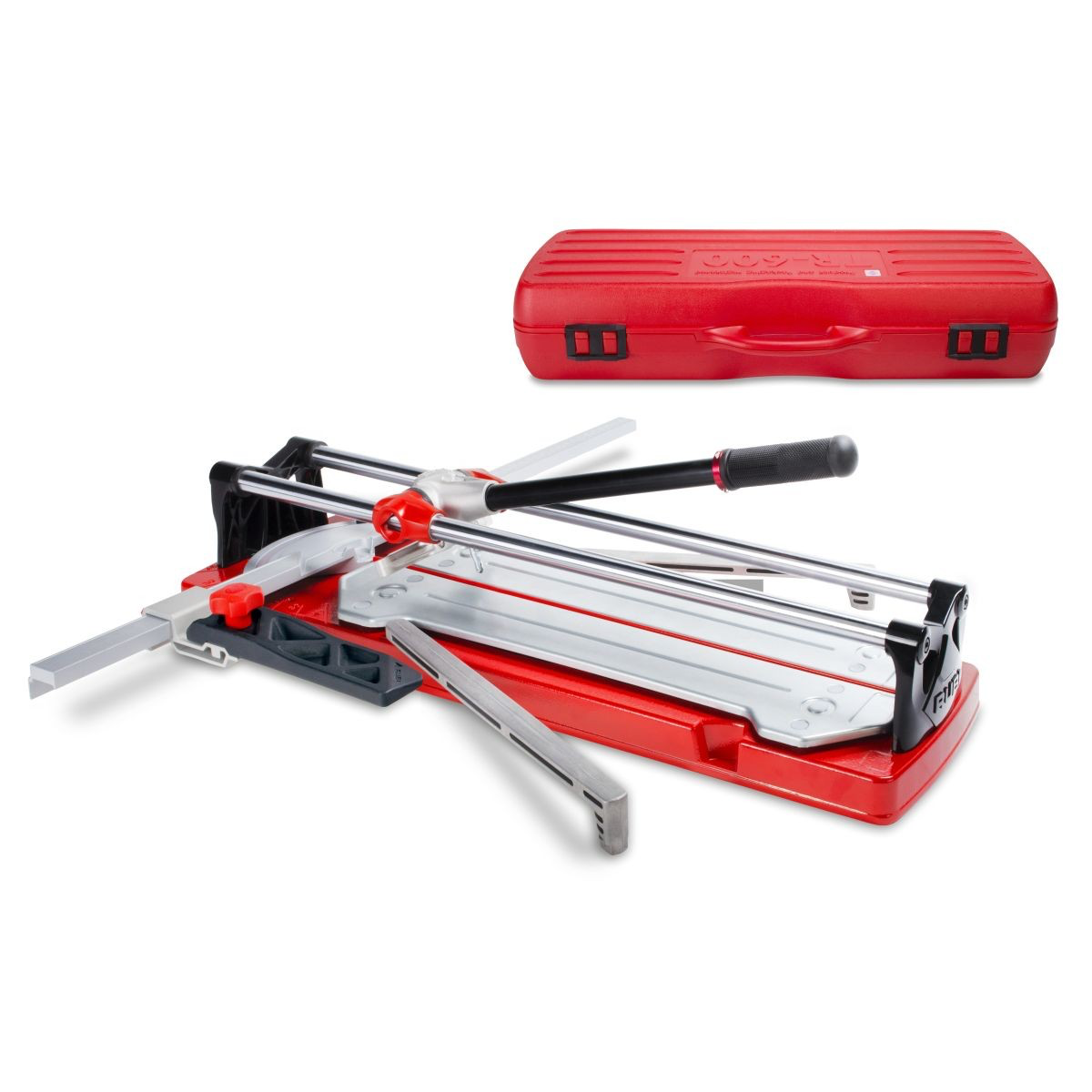 Rubi Tr 600 Magnet 24 Tile Cutter W Case Tile Cutter Grey Flooring Floor Decor