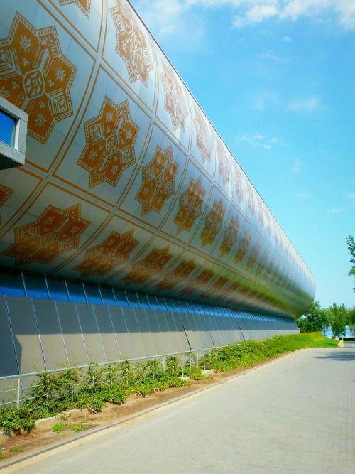 Azerbaijan New Museum In Baku Azerbaijan New Museum Baku