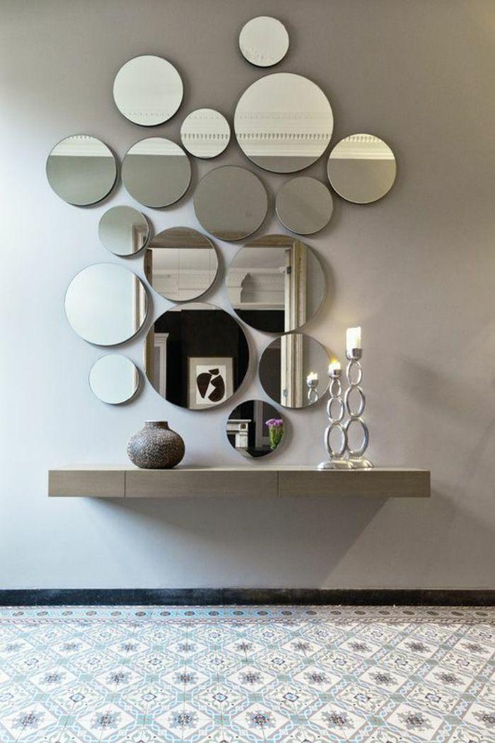 1001 id es pour un miroir salle de bain lumineux les ambiances styl es for the home. Black Bedroom Furniture Sets. Home Design Ideas