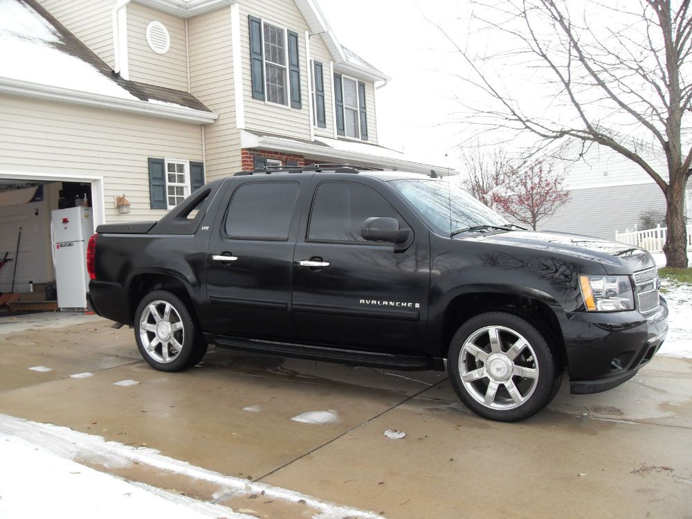 2013 Chevrolet Avalanche Ltz Black Diamond Jpeg 1000 750 Chevy