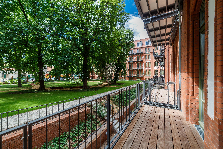 klein park balkone