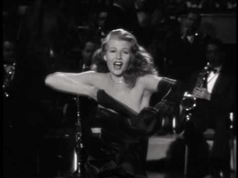 Put The Blame On Mame - Rita Hayworth - Una favolosa Gilda.