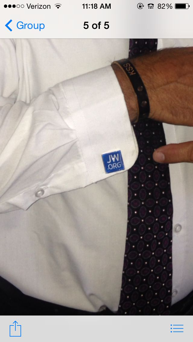 Jw.org cuff links so cool! @juanito08a   @dolly2009 could be another pioneer school gift.