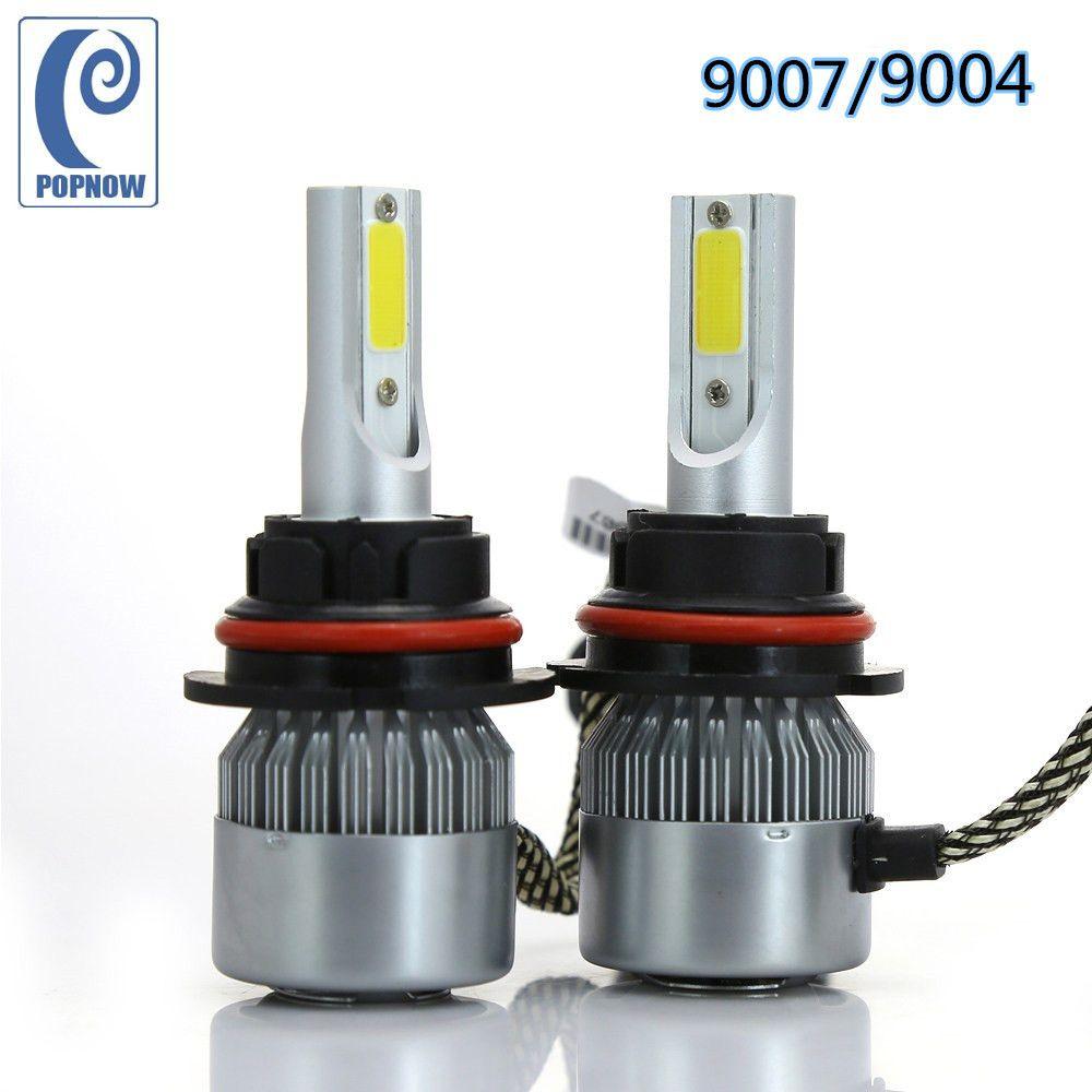 LED SEBRING Convertible 1996-2006 Headlight Kit 9007 HB5 White Bulbs Hi-Low Beam