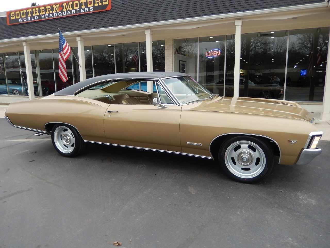 Southern motors 1967 chevrolet impala ss