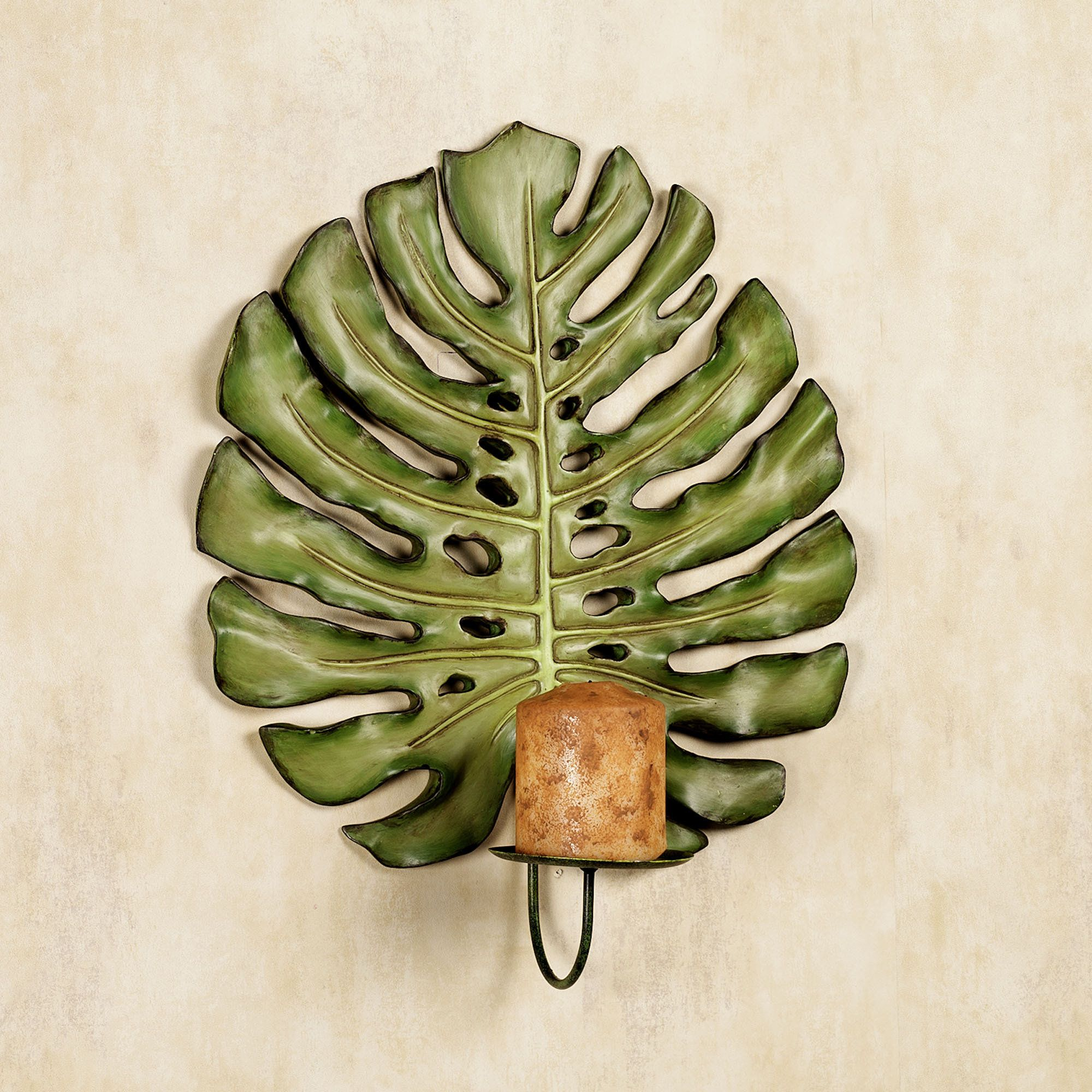 Palm leaf wall sconce 2699 decoration direction pinterest palm leaf wall sconce 2699 amipublicfo Images