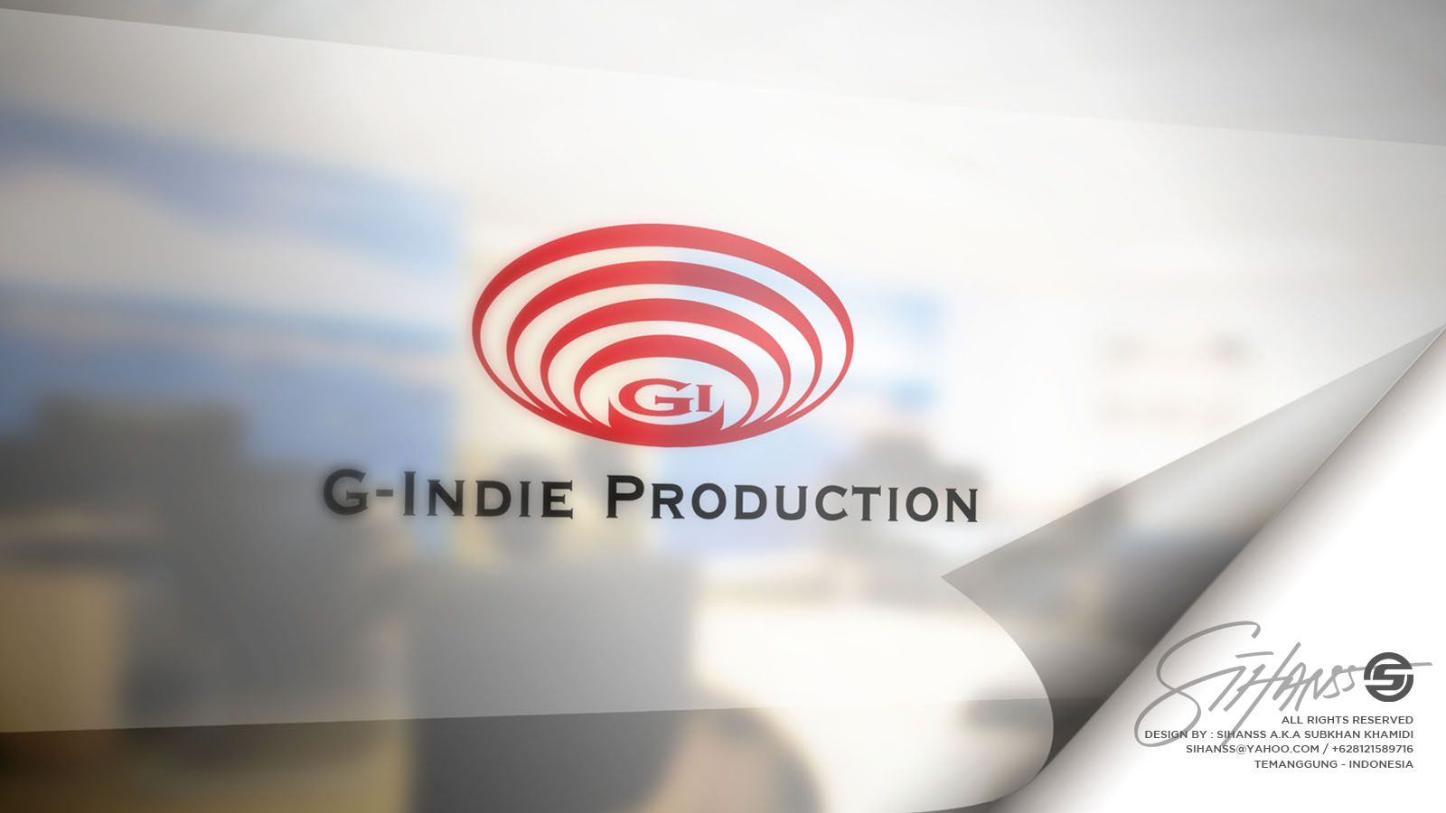 G Indie Production Jogja Indonesia