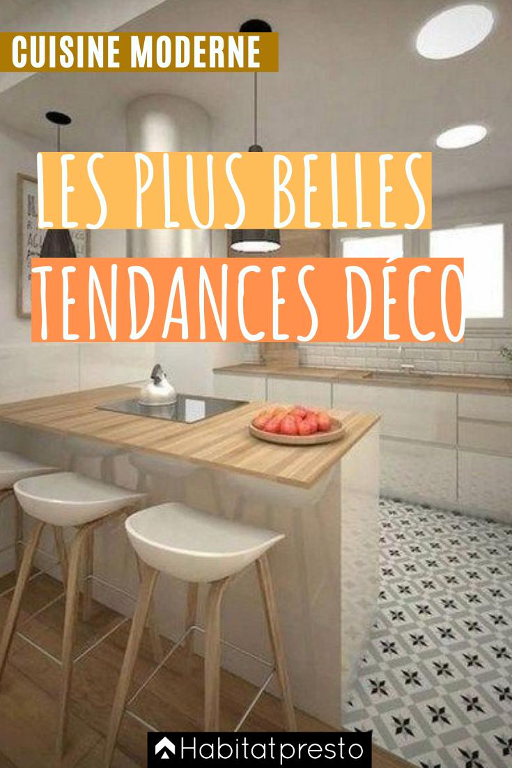 Cuisine Moderne 5 Idees De Belles Cuisines A Copier Chez Vous En 2020 Cuisine Moderne Modele De Cuisine Moderne Cuisines Design