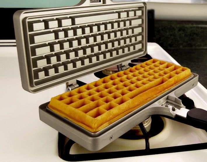 Lovely Waffle Iron