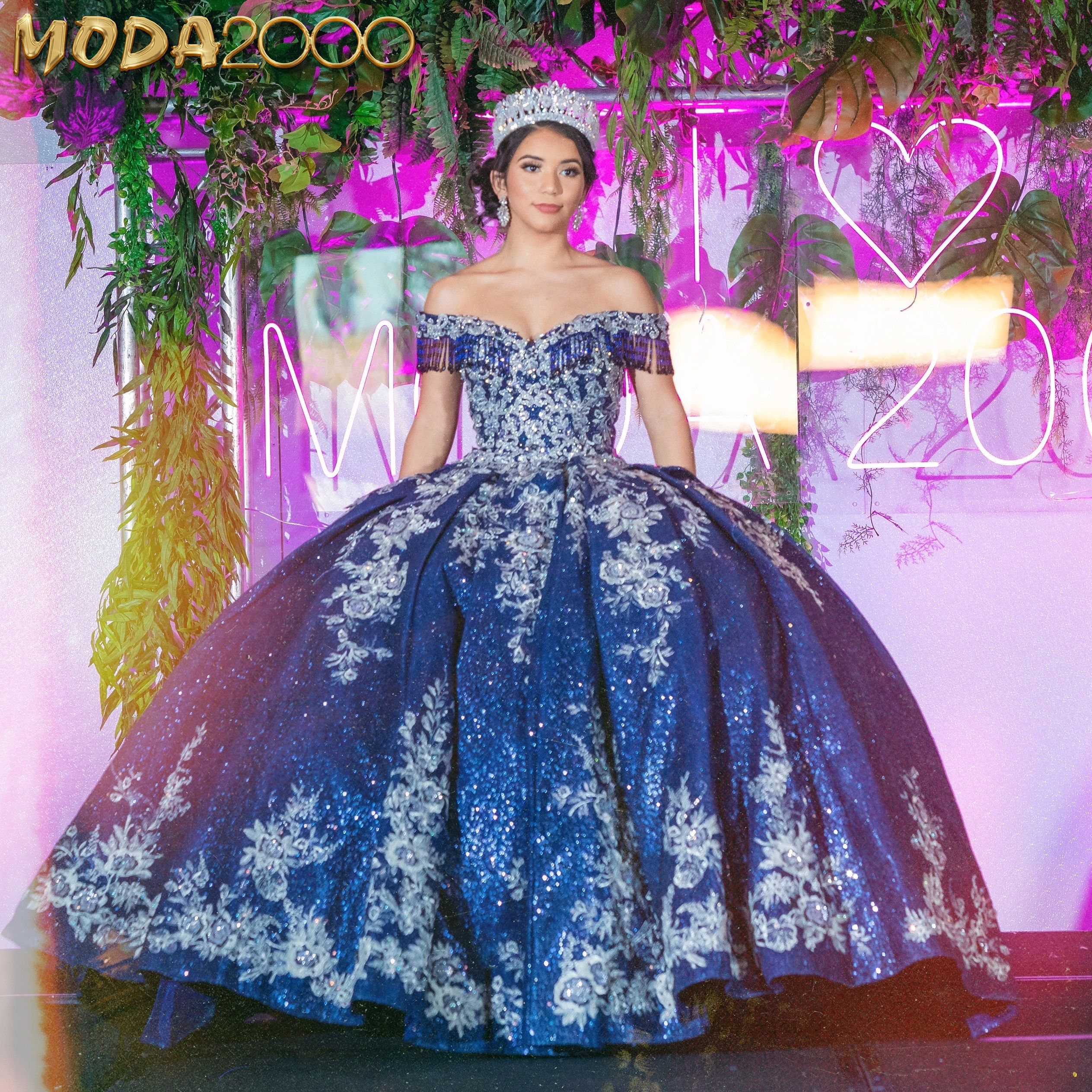 19+ Blue and silver quinceanera dresses ideas