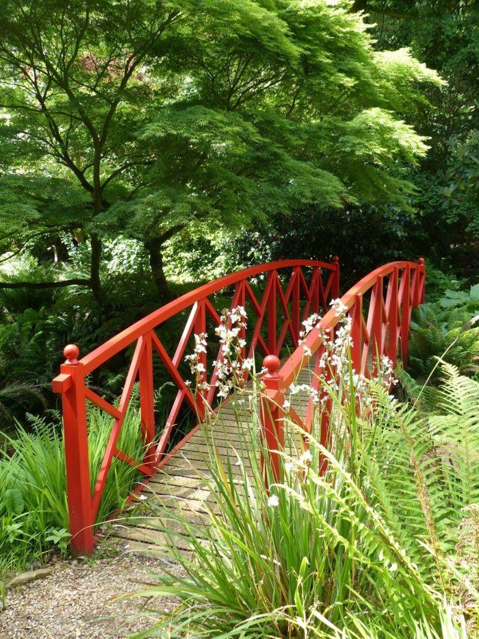 Wunderbar 80 Gartengestaltung Vorschläge   Einfach, Aber Erfolgreich Den Garten  Gestalten