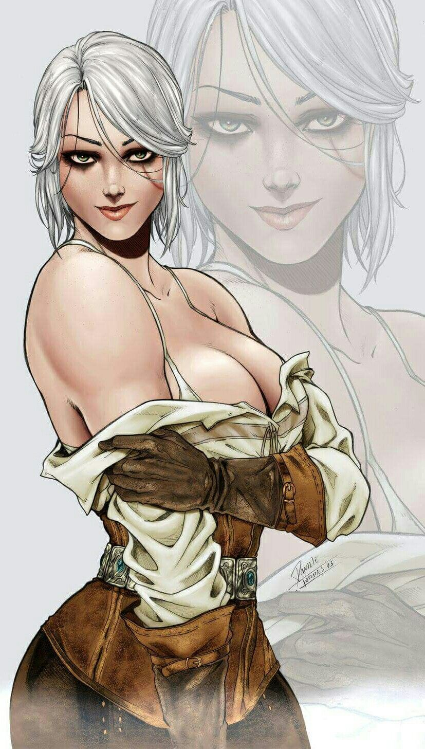 :-) witcher 3 hentai spotty arse