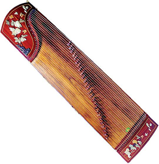guzheng a traditional chinese instrument music
