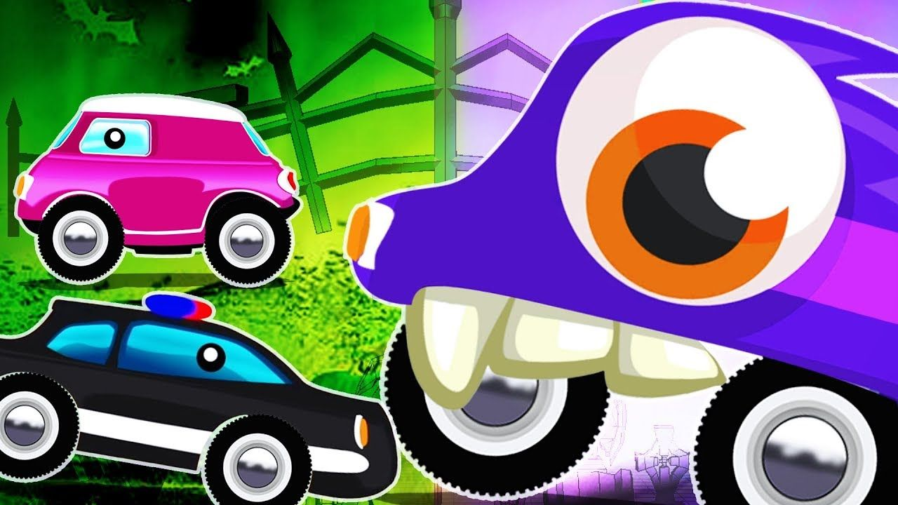 Kids Tv Channel Penny Vs Cops Cartoon Car Ep 05 Kids Tv Kids Tv Channels Songs For Toddlers