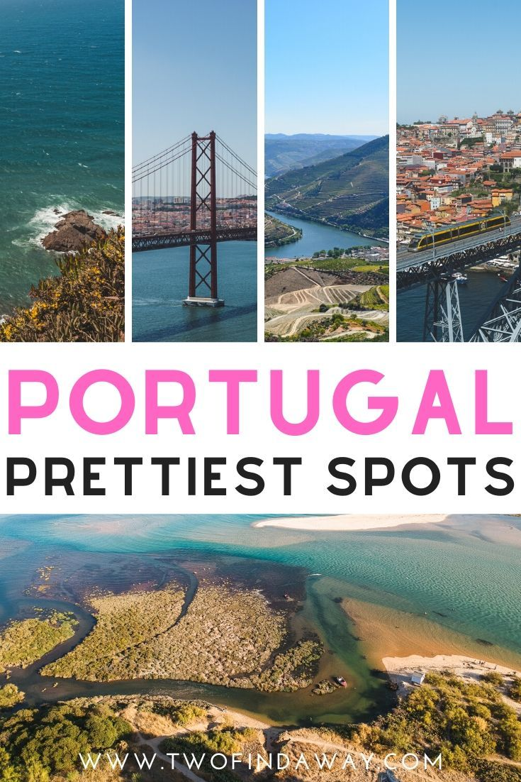 Prettiest Spots in Portugal You Can't Miss