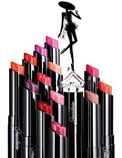 The Beauty News: GUERLAIN La Petite Robe Noire Makeup Collection Spring 2016